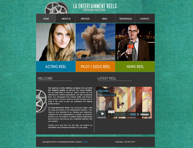 LA Entertainment Reels